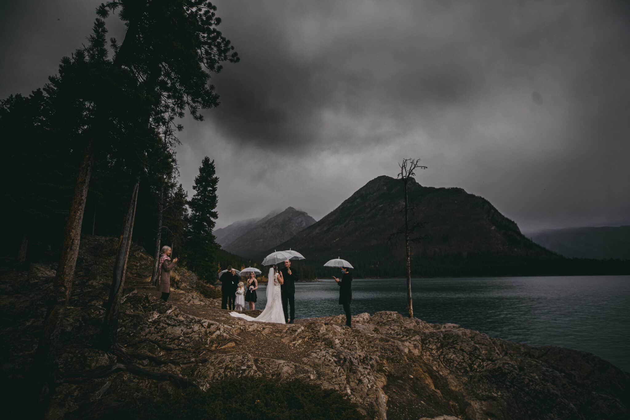 Banff-elopement