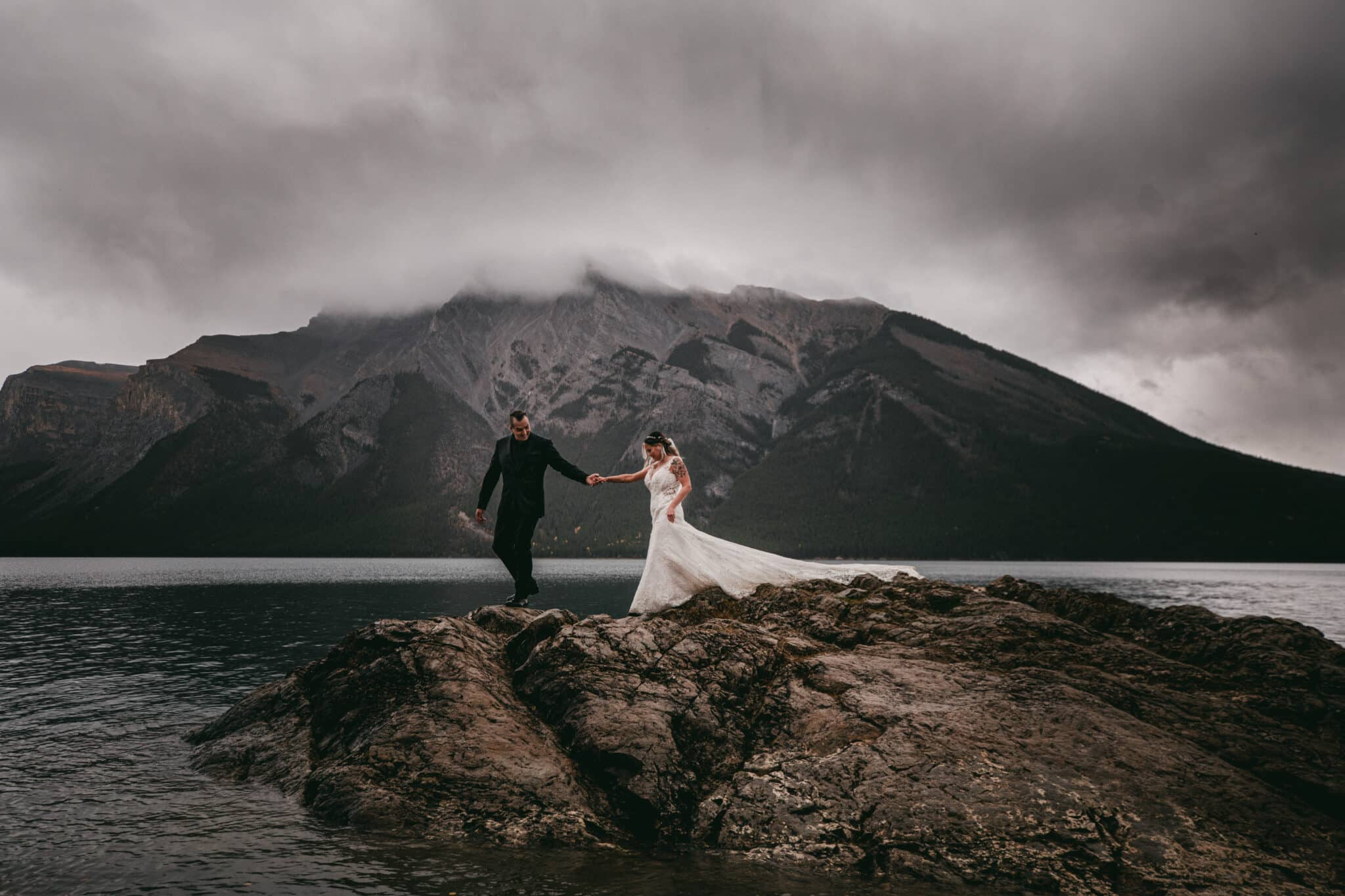 Banff-wedding