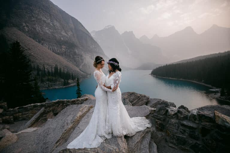Alberta Elopement Packages
