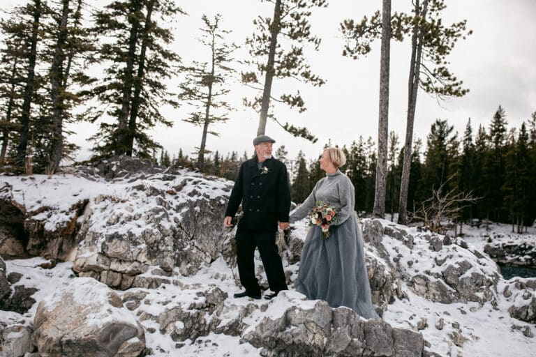Banff-winter-elopement